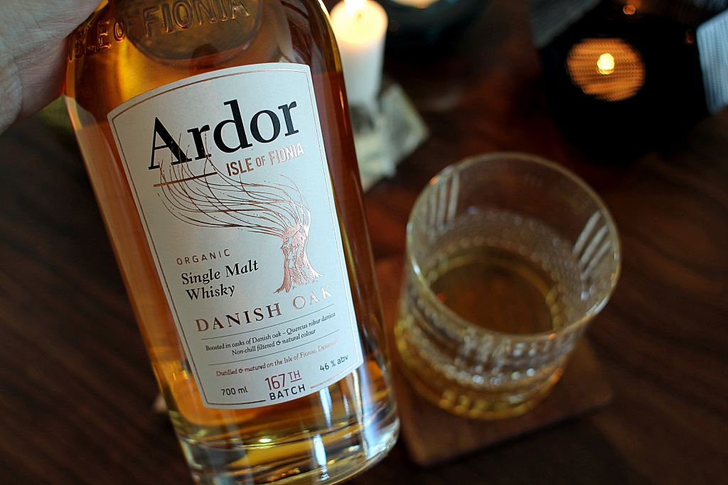 Nyborg Whisky Ardor Danish Oak (5)