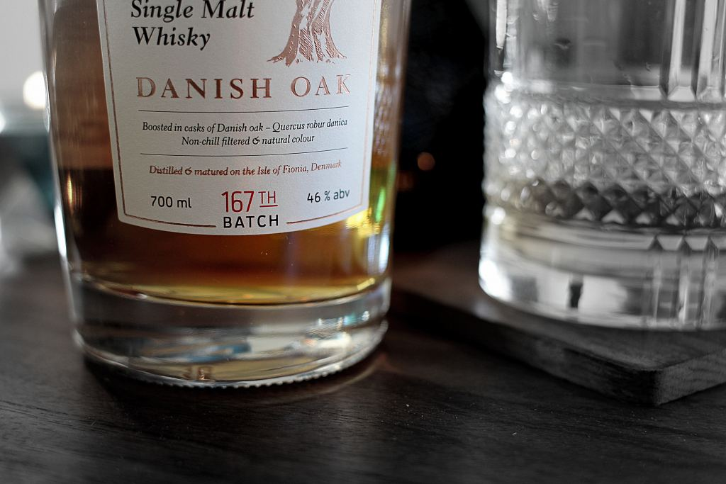 Nyborg Whisky Ardor Danish Oak (7)