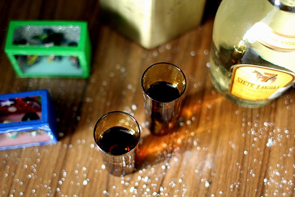 Thursdays Tequila: 7 Leguas Tequila Reposado