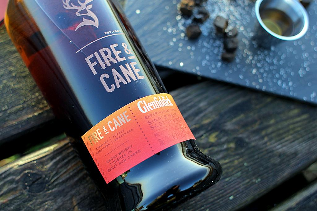 Wednesdays Whisky: Glenfiddich Fire and Cane