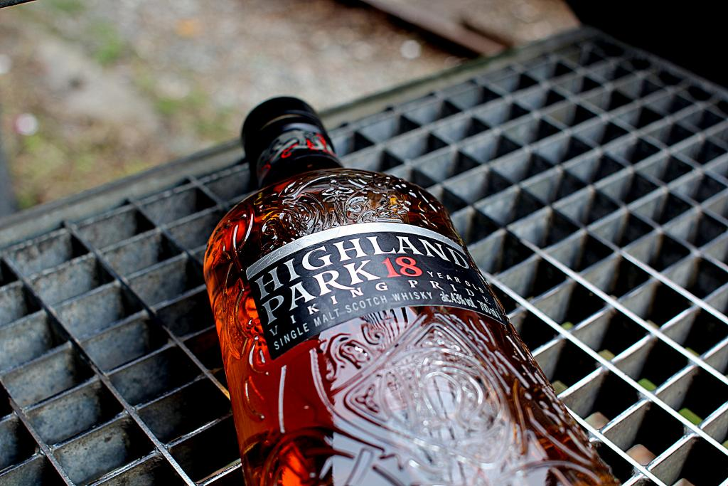 Wednesdays Whisky: Highland Park 18