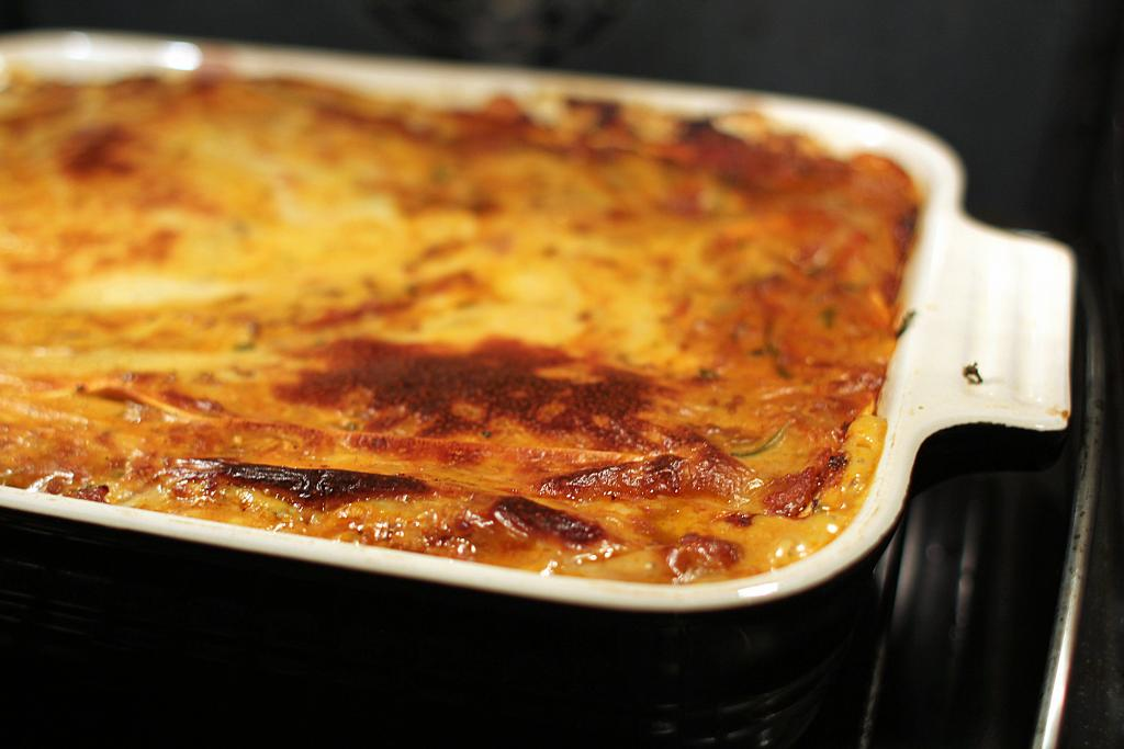 Hjemmelavet klassisk Lasagne
