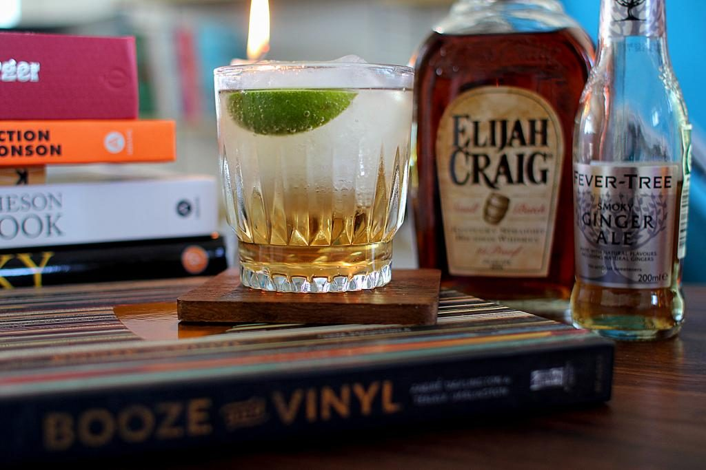 Wednesdays Whisky - Elijah Craig lækker bourbon til fornuftige penge!