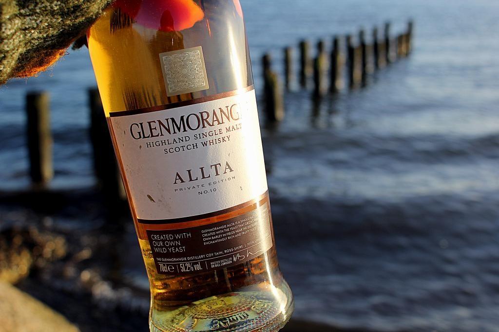 Wednesdays Whisky: Glenmorangie Allta