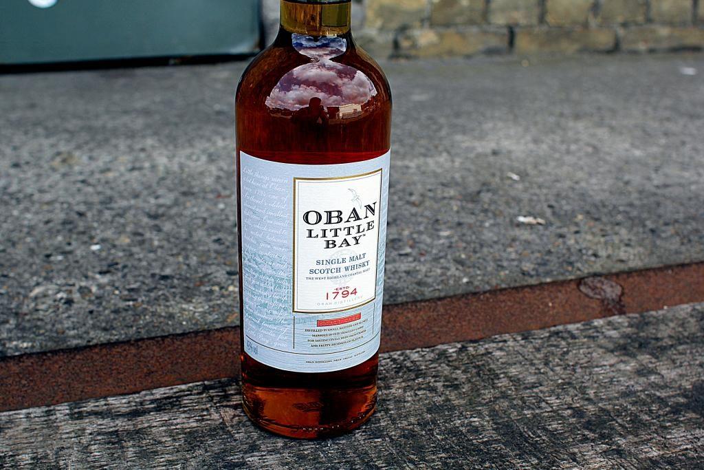 Wednesdays Whisky: Oban Little Bay - Stor whisky til små penge...