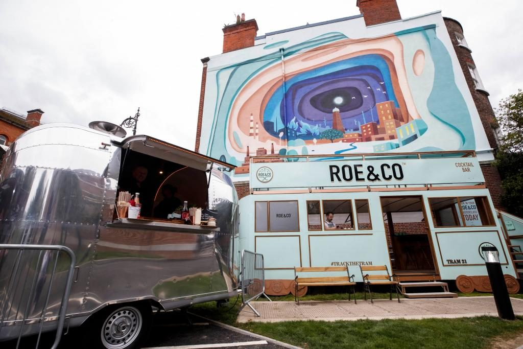 Roe & Co: Irish Whiskey Boomer!