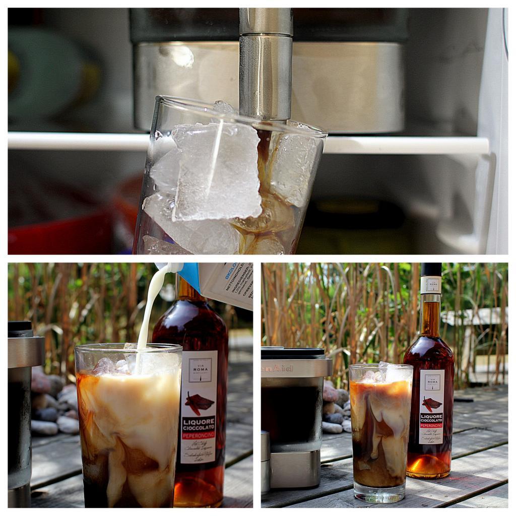 """Test og opskrift på hjemmelavet iskaffe med Kitchen Aids """"Cold Brew"""""""