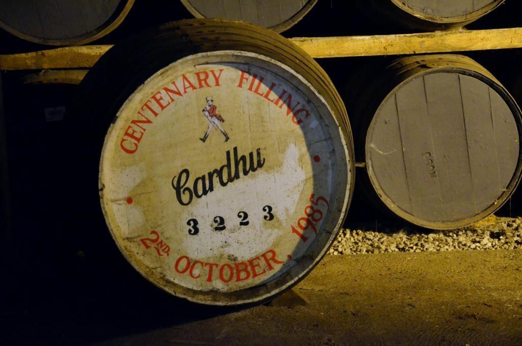 "Wednesdays Whisky - Cardhu Gold Reserve - den perfekte ""begynder-whisky""?"