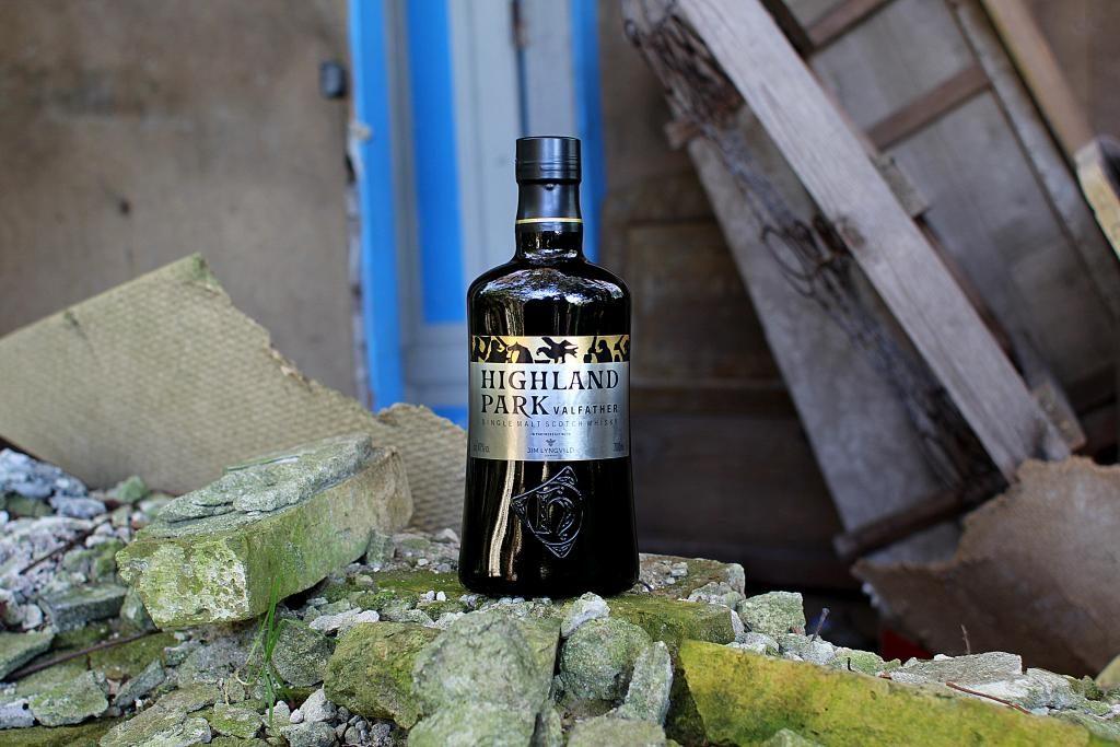 Wednesdays Whisky: Highland Park Valfather