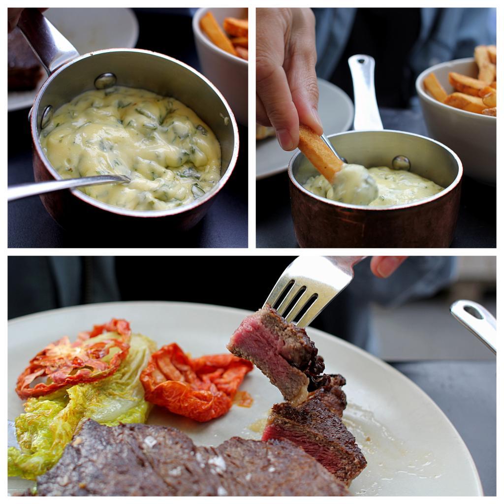 Mad & Monopolet smager på: Restaurant Fleisch i Kødbyen