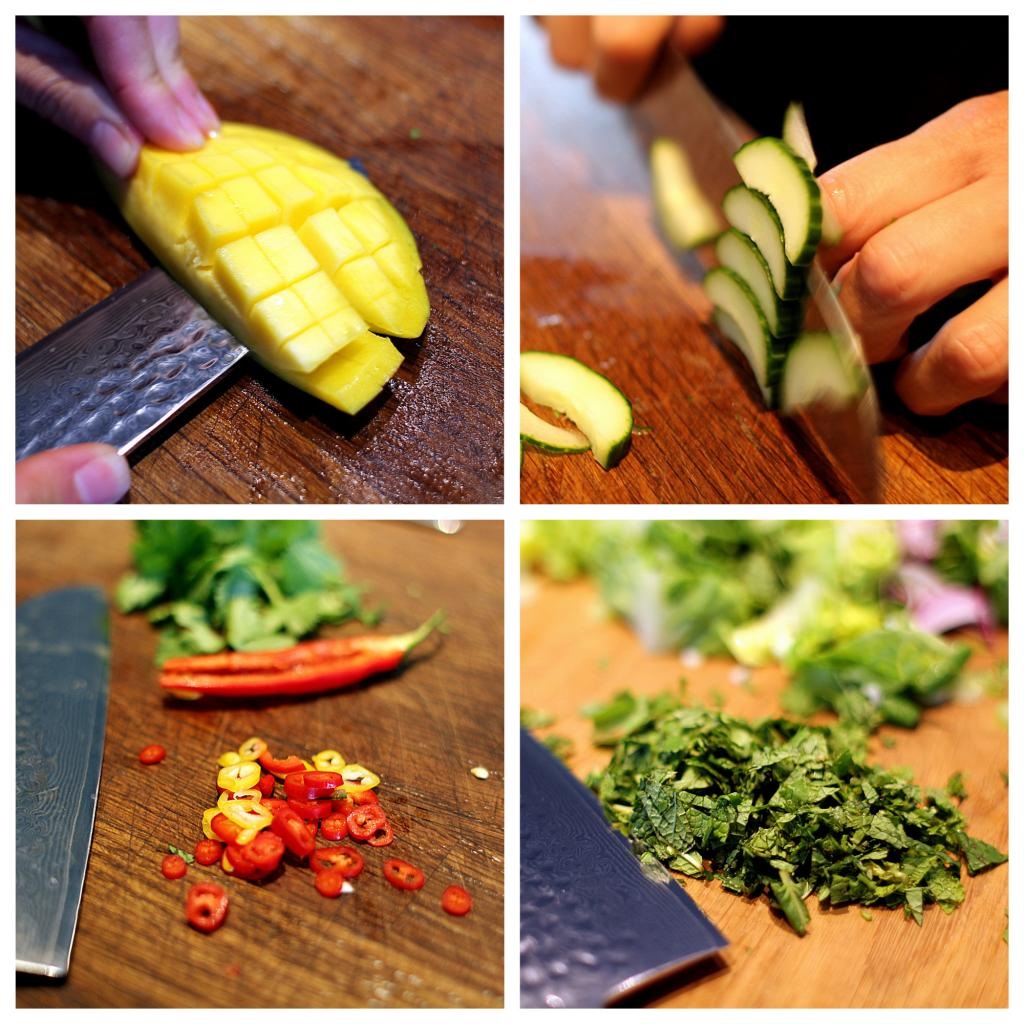 """Opskrift på hurtig og nem """"Thai Beef Salad"""""""