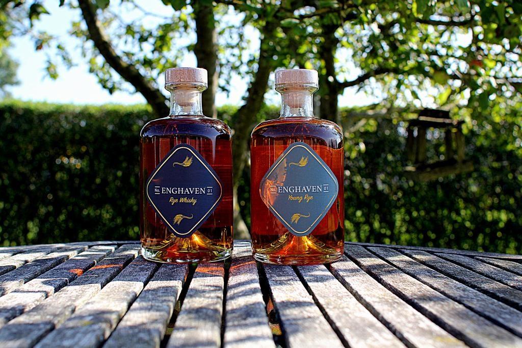 Whisky: Rye Whisky fra Randers
