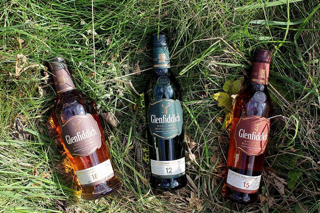 Whisky: Fantastisk Single Malt: Glenfiddich 15 års Solera Reserve