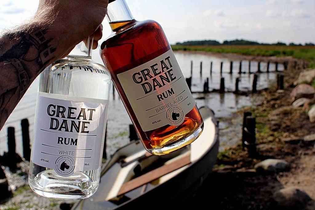 Skotlander Great Dane Rum