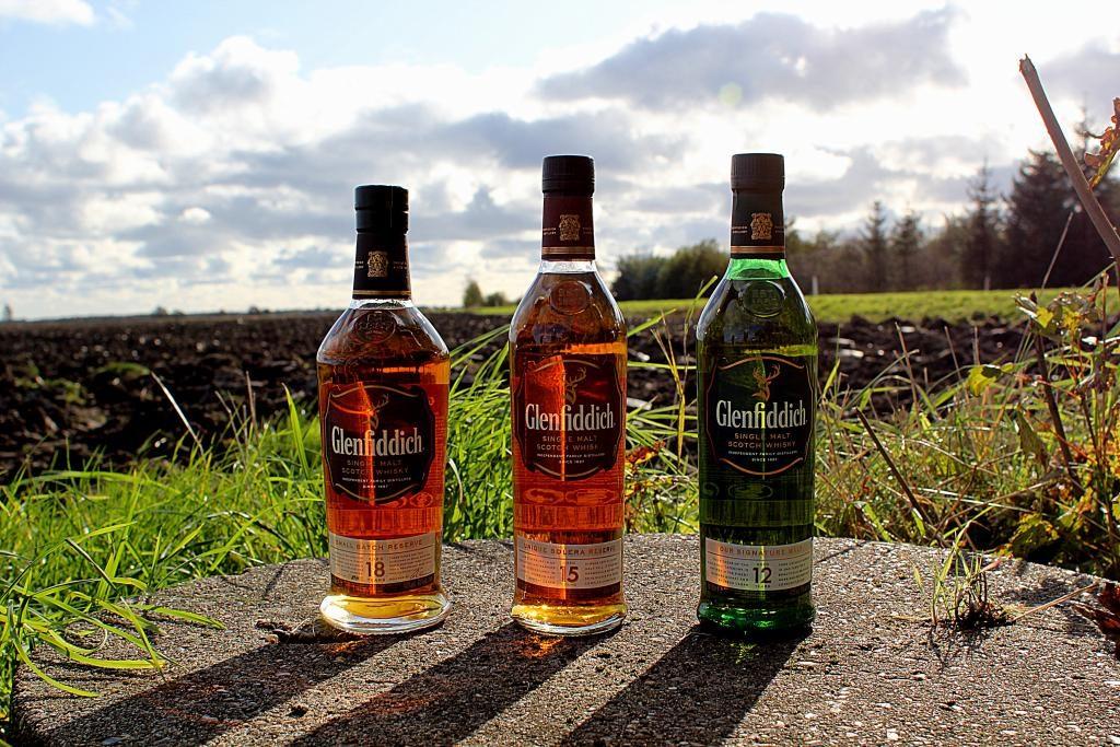 Whisky: Speyside klassiker Glenfiddich 18 års
