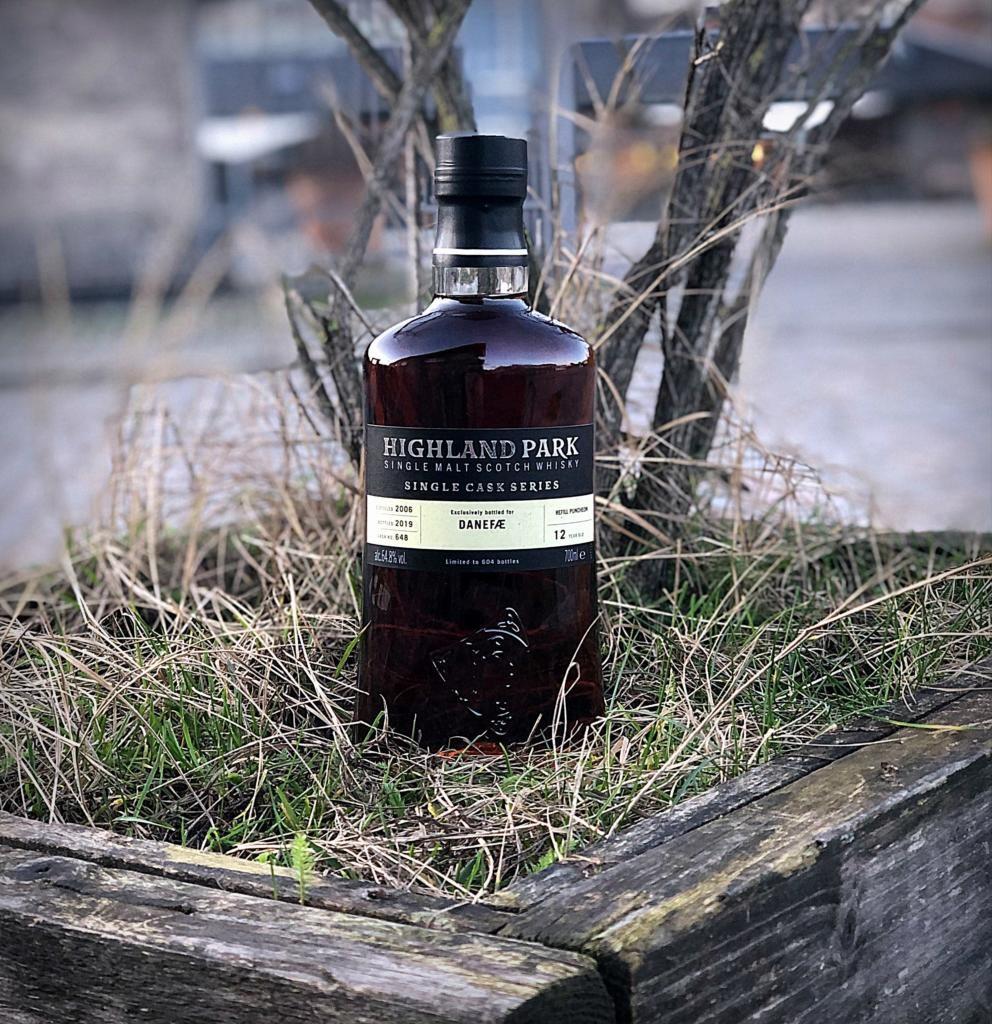 """Highland Park giver whisky tilbage til folket - kender du udtrykket """"Danefæ""""?"""