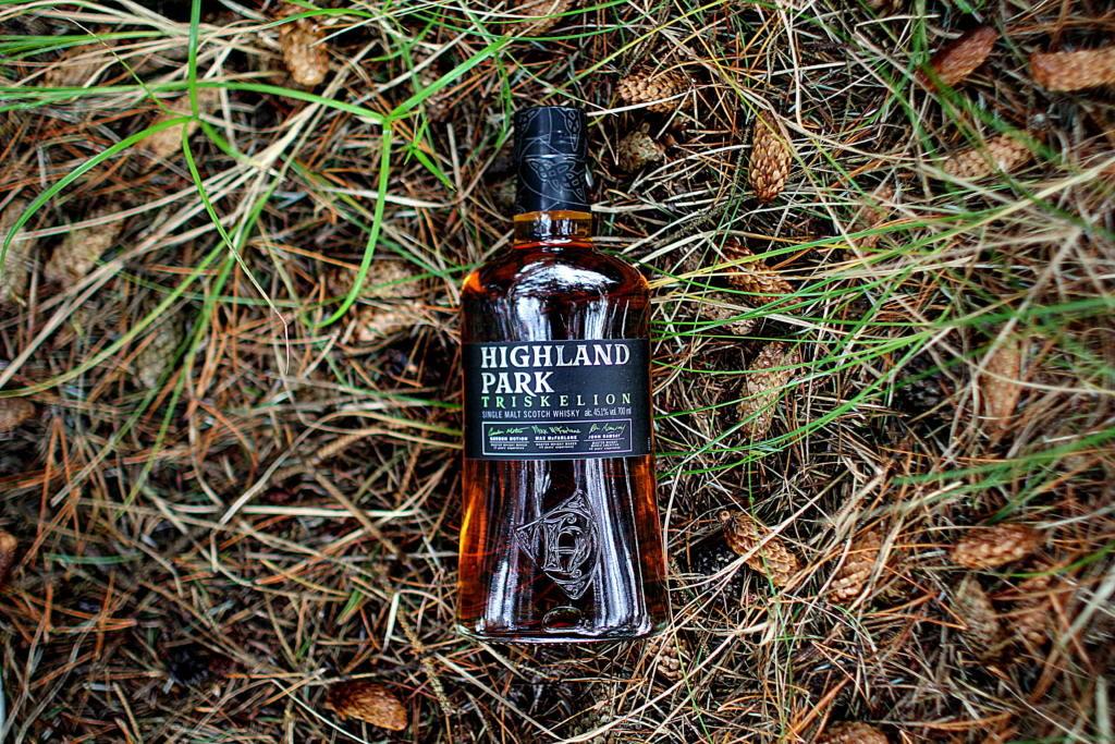 Weekend Whisky: Highland Park Triskelion - en whisky for fans...