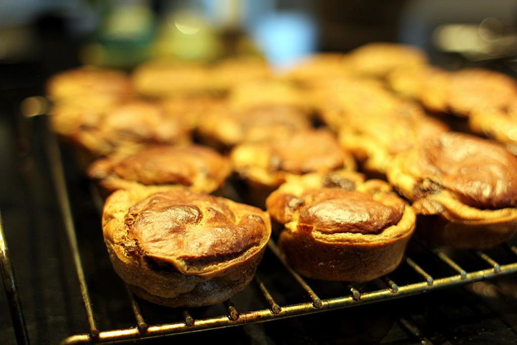 Opskrift på nemme bananmuffins med chokolade!