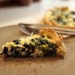 Aspargestærte: Opskrift på grov tærte med asparges og fetaost