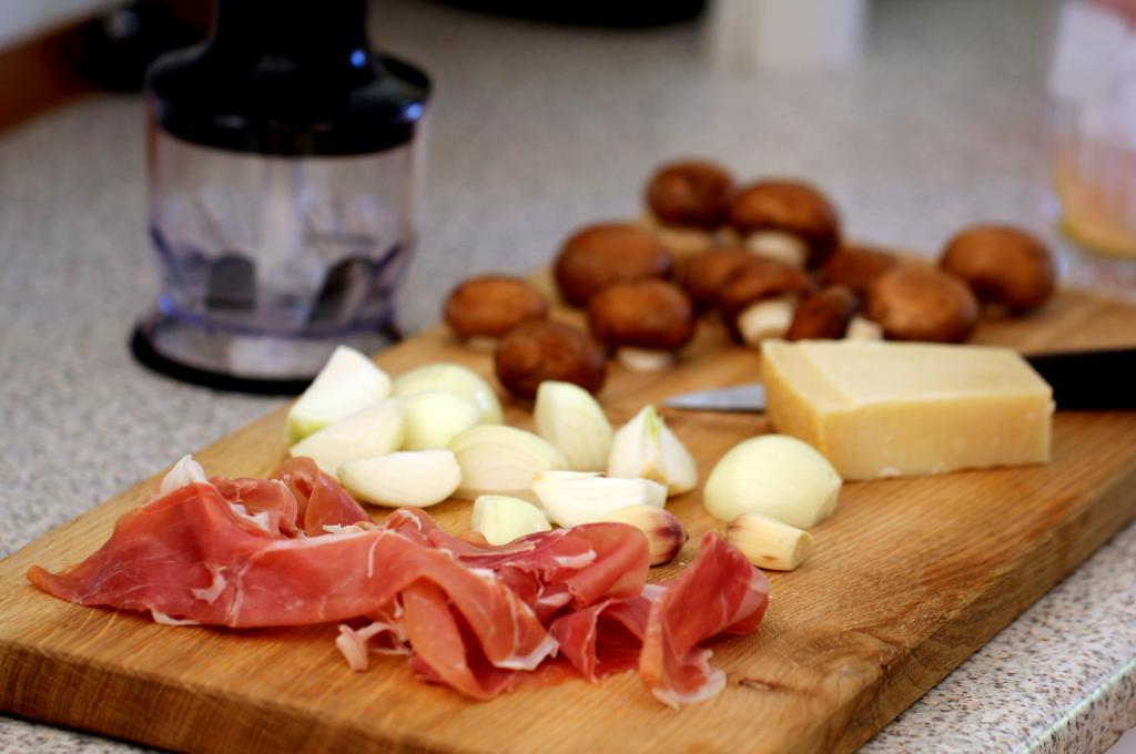 Opskrift på Croquetas/croquettes - den perfekt snack!