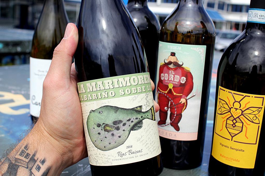 6 lækre hvidvine fra Husted Vin til de varme dage!