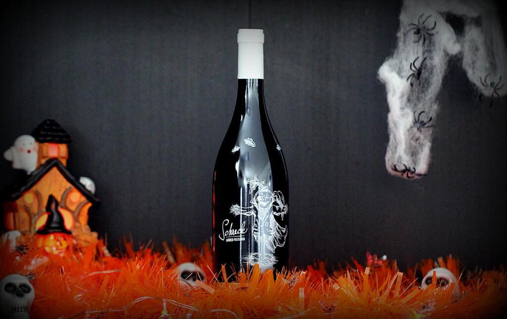 Hallo-Wiiiin Tema: Skræmmende god vin