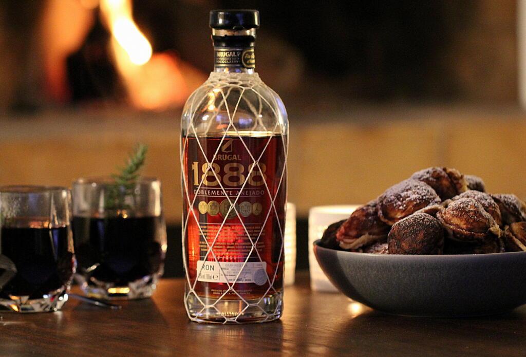 """Æbleskiver med Cognac som Mormor """"næsten"""" lavede dem..."""