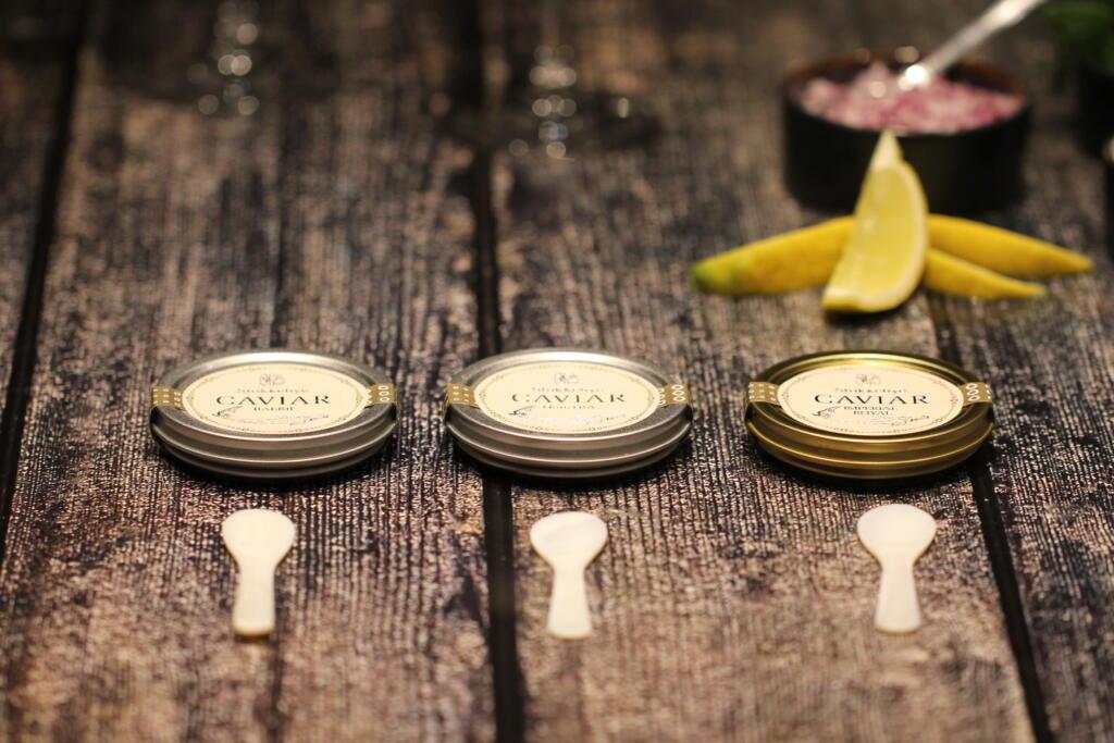 "Guide til caviar/kaviar - ""Det sorte guld""..."