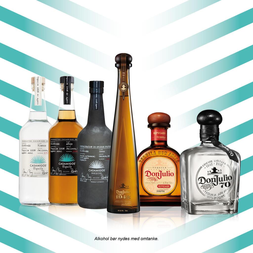 Er du til tequila og mezcal? Nu har du chancen!