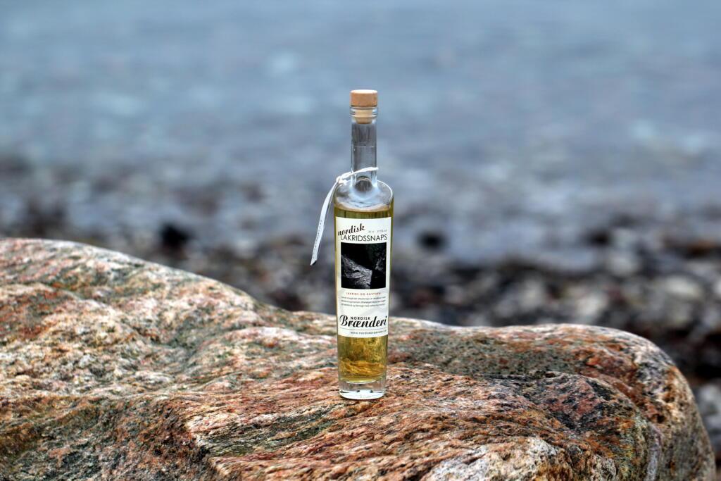 Monopolet smager på: Meget snaps fra Nordisk Brænderi