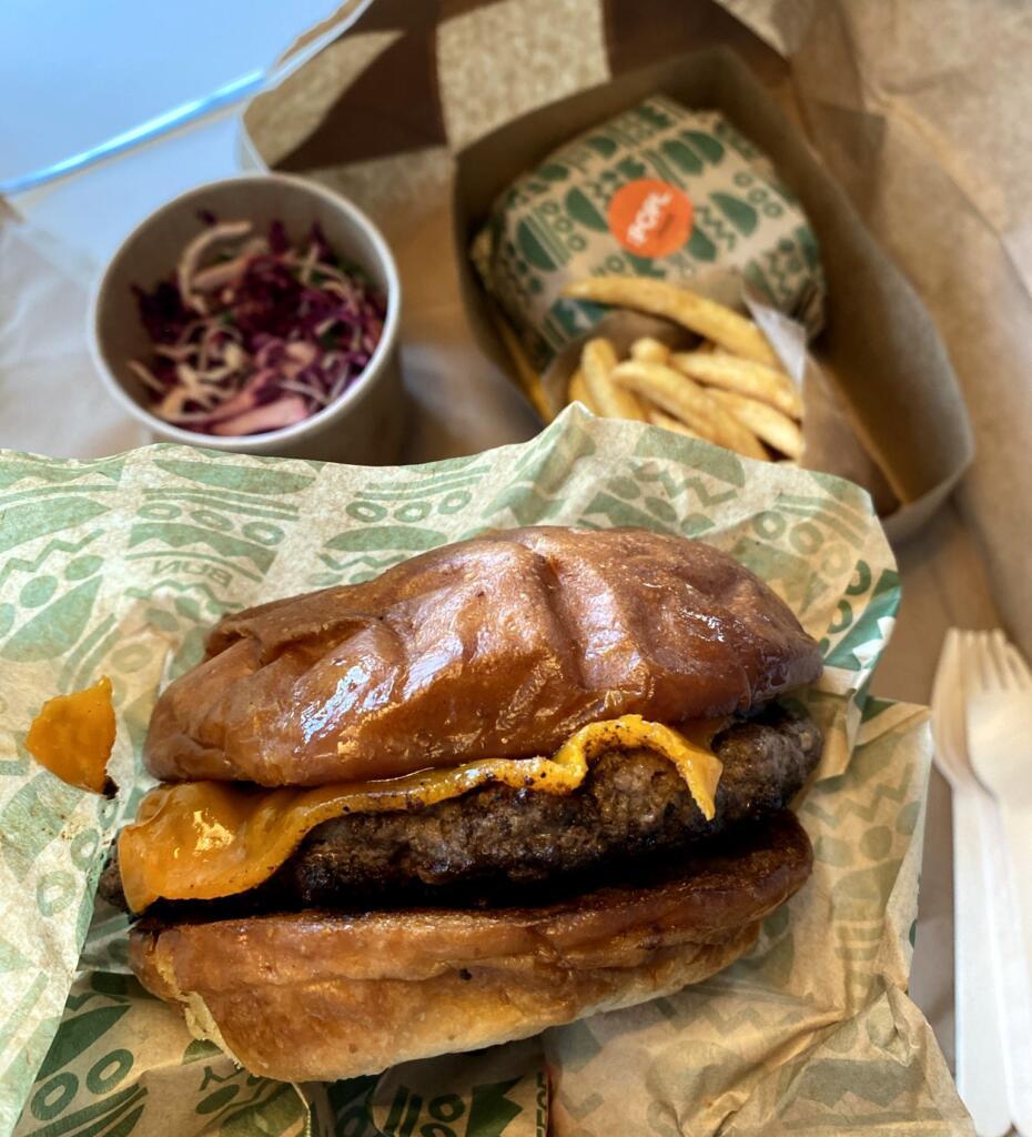 Anmeldelse: Cheeseburger fra POPL- NOMA-burgerbaren...