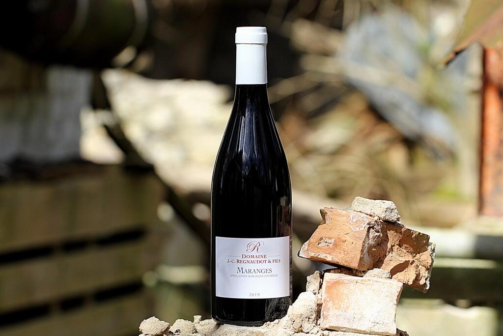 Jean-Claude Regnaudot & Fils Bourgogne - vaule for money!