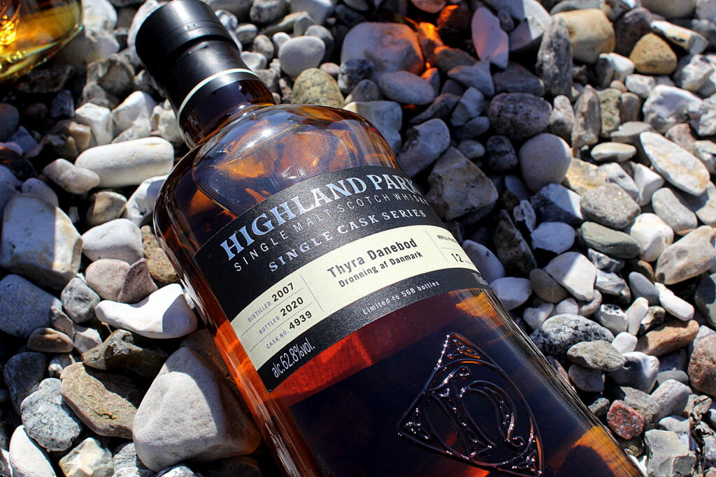 Highland Park Whisky - Harald, Thyra og Gorm den Gamle...