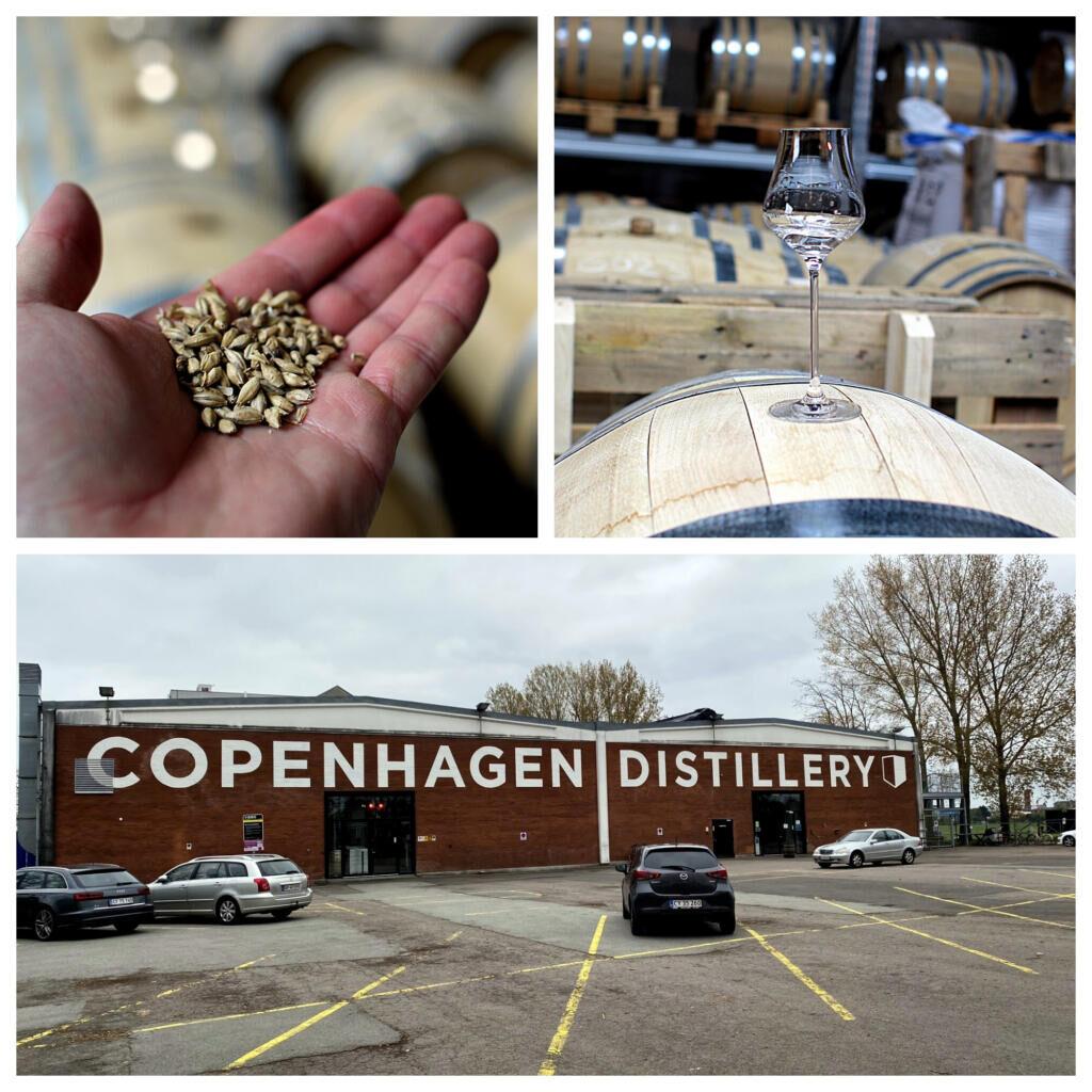 Copenhagen Distillery - Københavnsk whisky med passion...