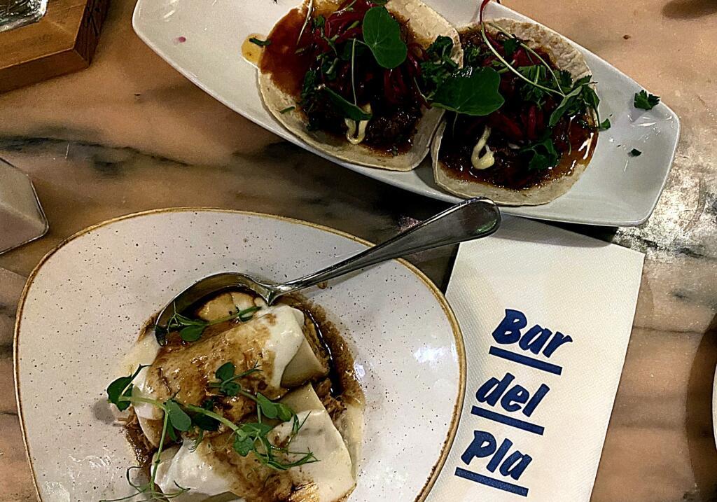 Monopolet smager på: Bar Del Pla Barcelona
