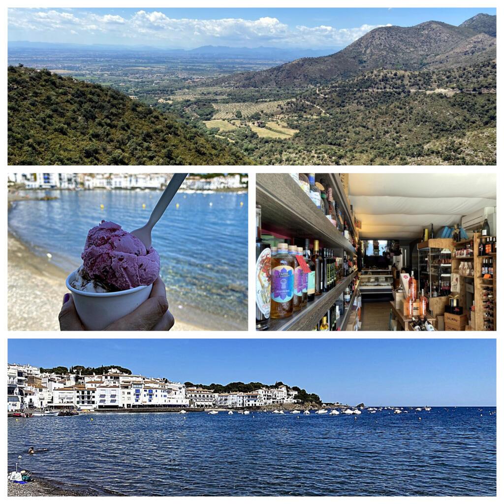 Spiseguide og rejseguide til Girona Spanien