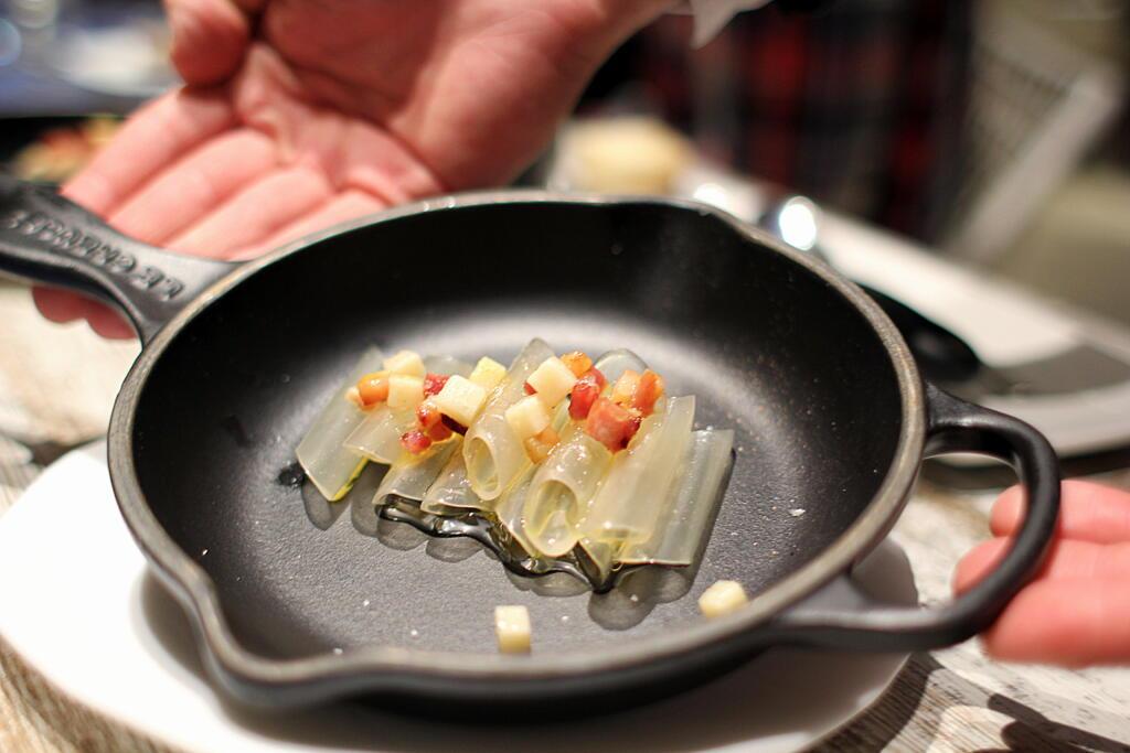 Monopolet smager på: Restaurant Disfrutar Barcelona